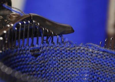 Victoria Automatic Sock Knitting Machine. Donated by Joyce Thomas.