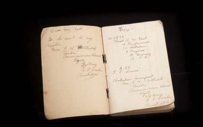 Augustus (Gus) Milton East War Diary