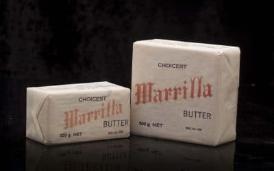 Warrilla Butter Wrappers