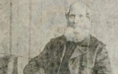 Captain William Baxter